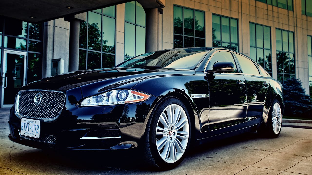 Lovely 2014 Jaguar XJL 3.0L V6 S/C AWD Portfolio   Review   YouTube
