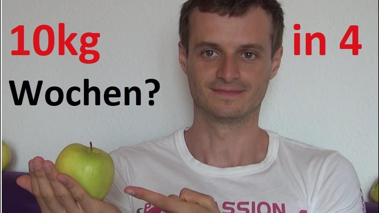 Apfeldiät, um 7 Kilo in 7 Tagen zu verlieren
