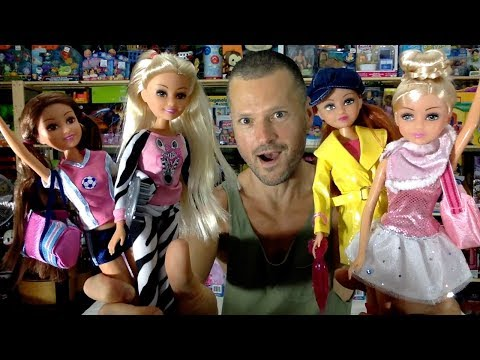 1 Dollar Canadian Deluxe Limited Edition Funville Sparkle Girlz Unboxing Review