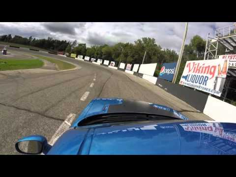Arounds The Race Track In Wisconsin Dells Youtube