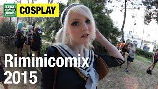 Rimini Comix 2015 Cosplay Video(Ecco il nostro cosplay video dell'evento, con tutti i migliori cosplayer presenti! Soundtrack: Caravan Palace - Dragons Guarda tutti i nostri Cosplay Video e ..., 2015-08-03T09:19:08.000Z)
