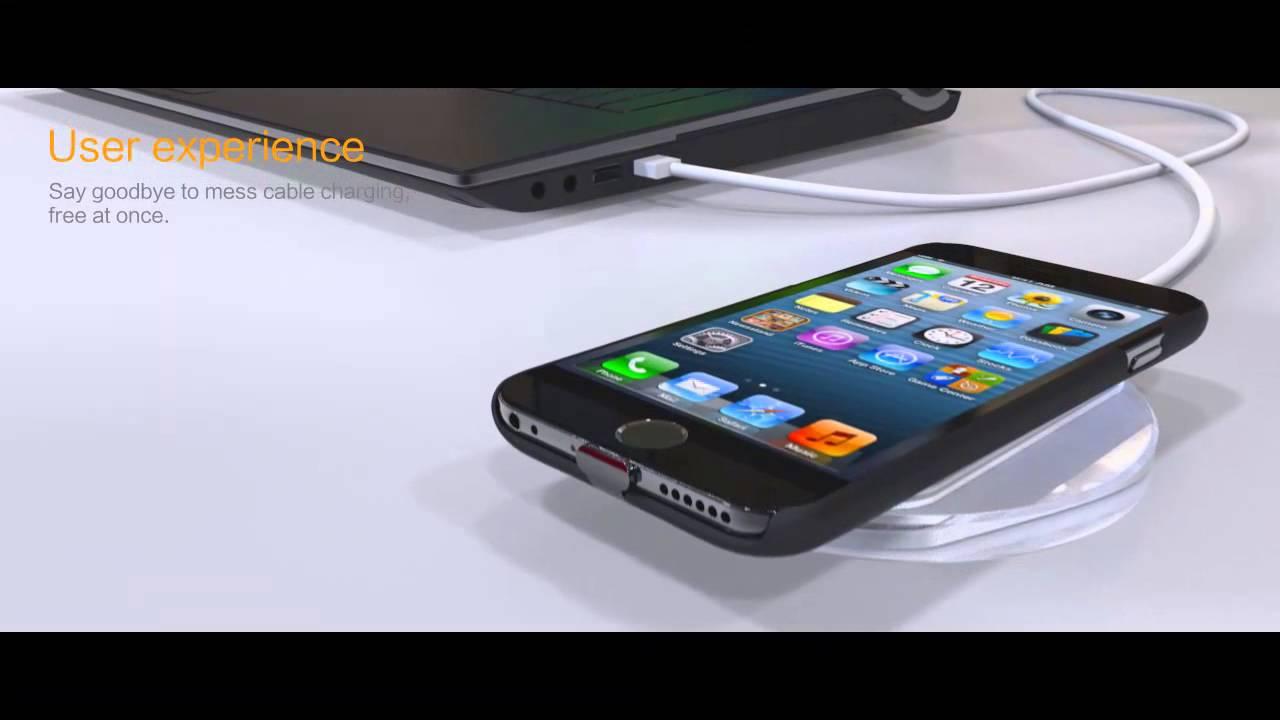 huge discount b16a1 f3ebb Nillkin Apple iPhone 6 Magic case -Wireless charging Receive