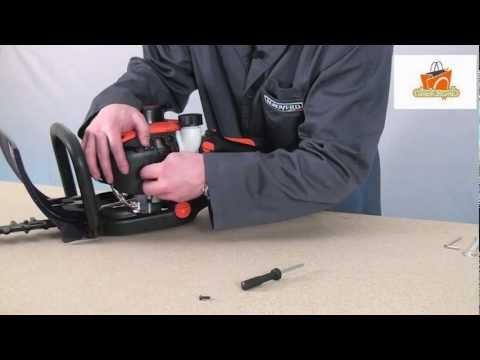 Cortasetos | Mantenimiento del cortasetos