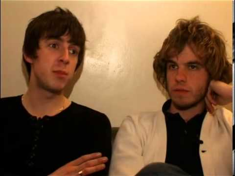The Rascals 2008 interview - Miles and Joe (part 1)