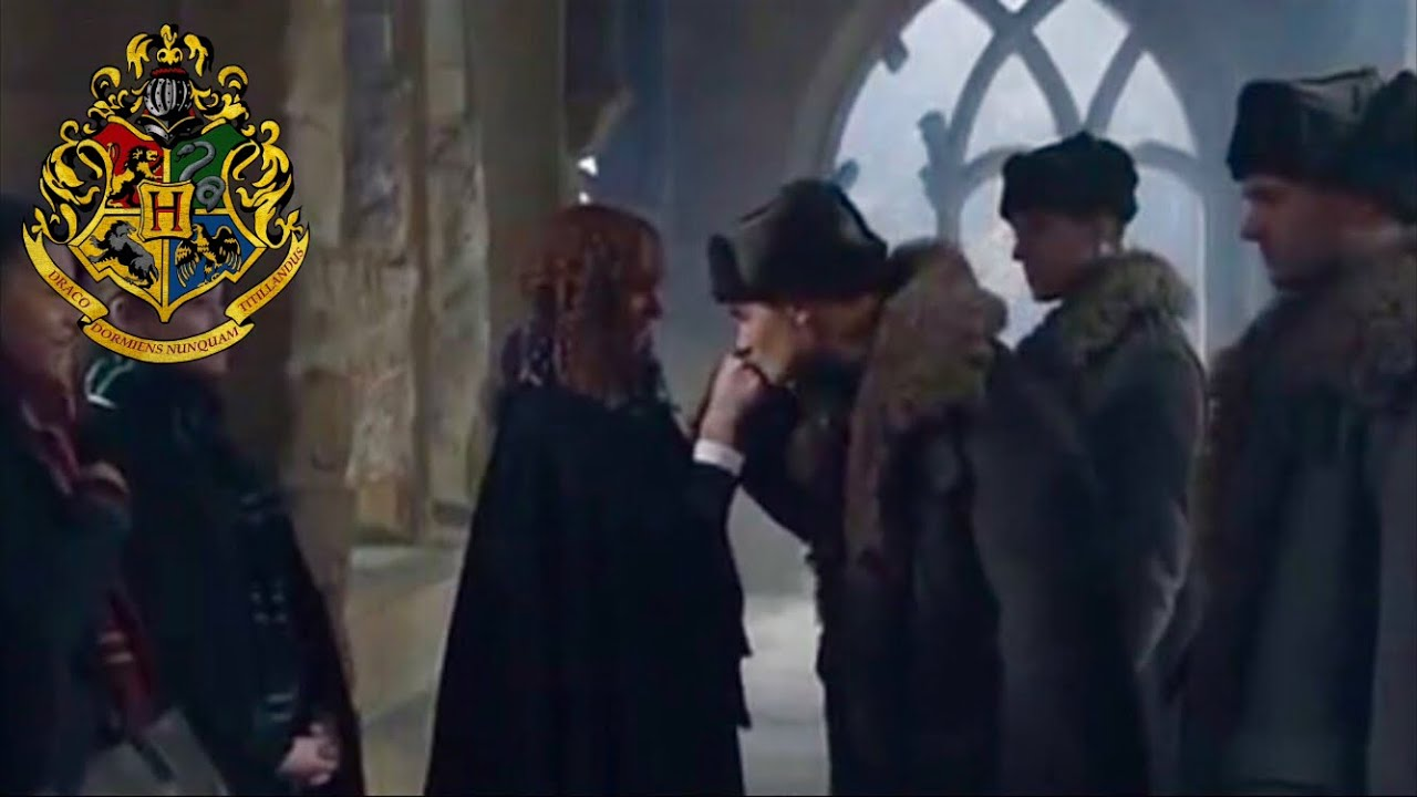 Harry Potter Durmstrang Boy Asks Girl To The Yule Ball Deleted Extended Scenes Youtube I'd prefer over 150k words, or a wip. harry potter durmstrang boy asks girl