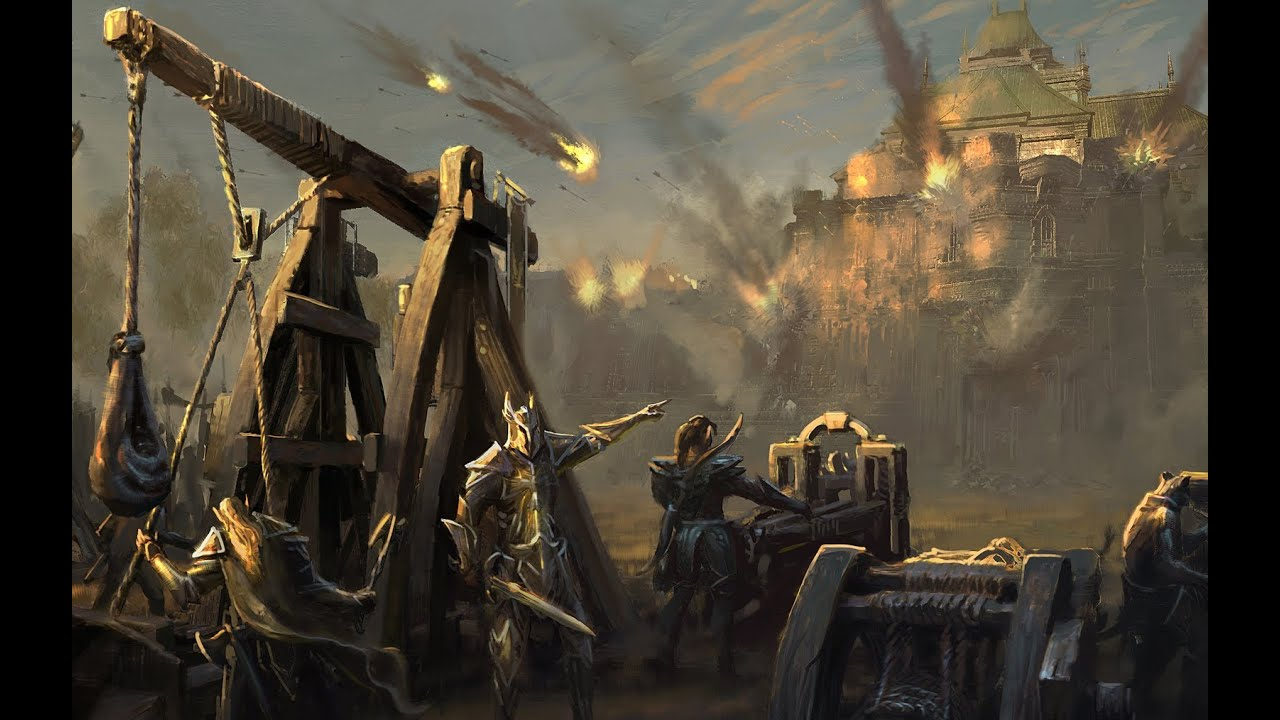 Maxresdefault on Medieval Castle Age Siege Weapons