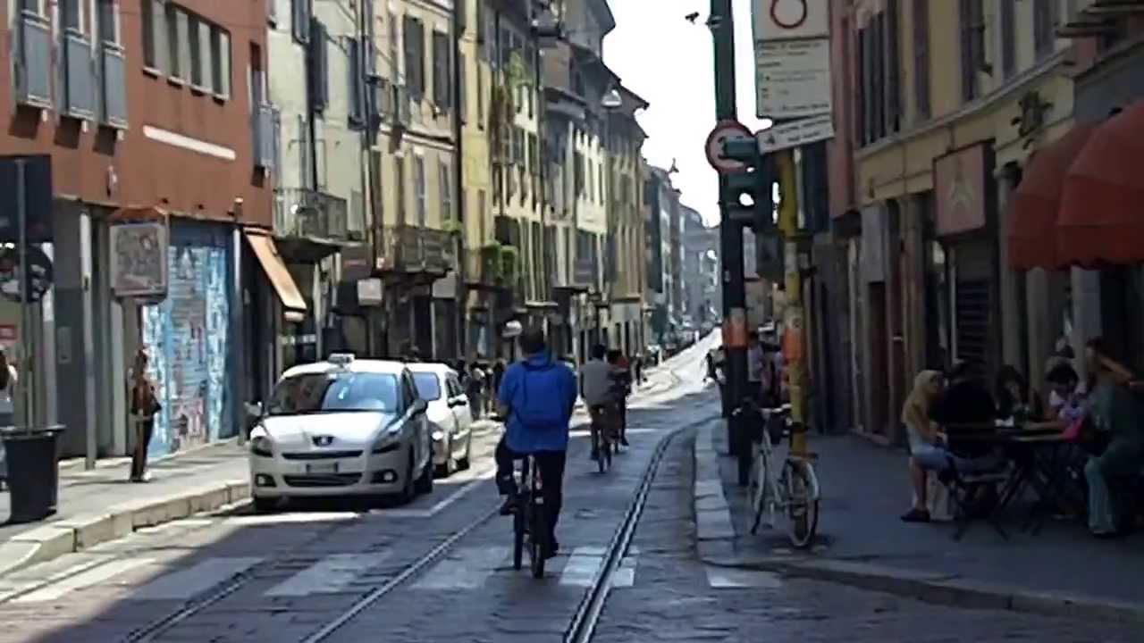 Milano corso di porta ticinese settembre youtube for Corso di porta genova milano