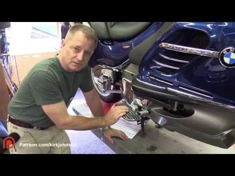 BMW K1200LT Owner Tips and Tricks