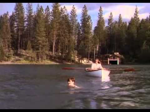 Leave Her to Heaven 1945 lake scene