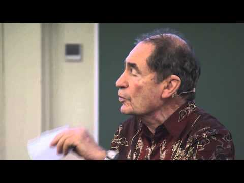 Lecture by Justice Albie Sachs, 04/11/2014
