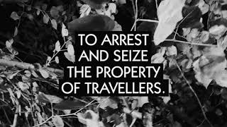 STOP THE CRIMINALISATION OF TRESPASS