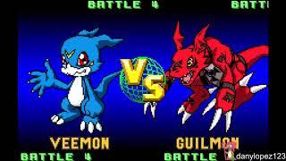 """[TAS] Wonderswan Digimon Tamers - Battle Spirit """"Veemon"""""""