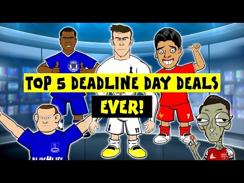 442oons: Top 5 Transfer Deadline Day Deals