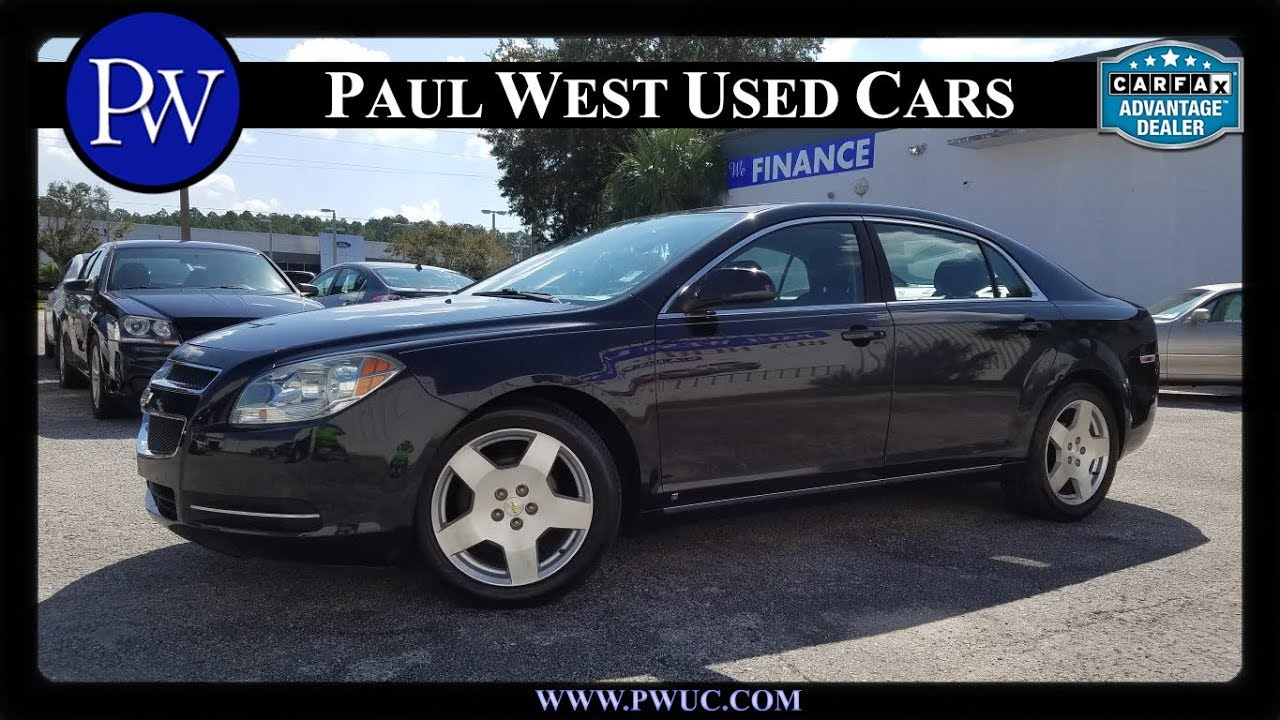 Malibu 2009 chevy malibu v6 : 2009 Chevrolet Malibu 2LT V6 For Sale in Gainesville FL - YouTube