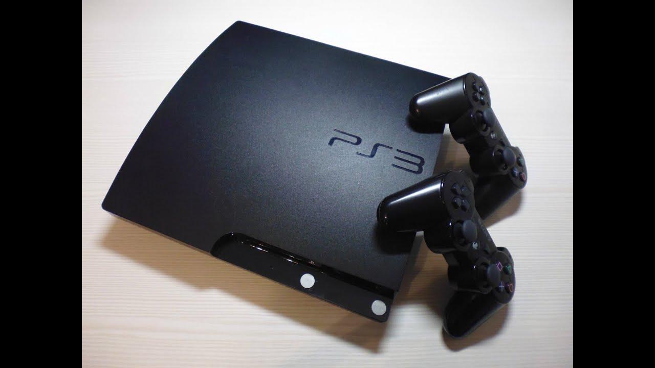 Покупка Sony PlayStation 3 Super Slim 500Gb за 3000р и ремонт за .