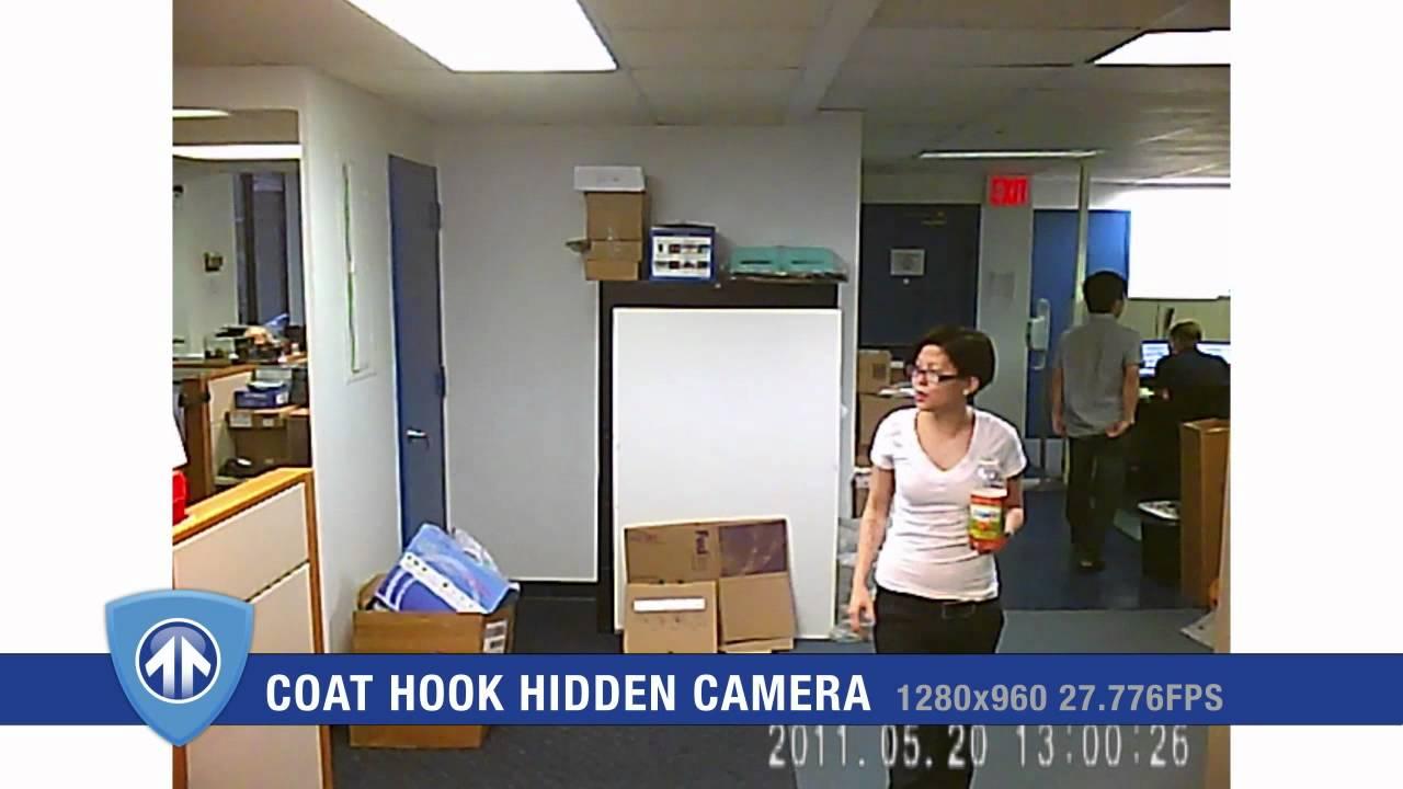 office coat hook. Coat Hook Hidden Camera From BrickHouse Office C