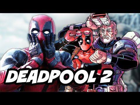 Deadpool 2 Sequel - WTF Is Cable