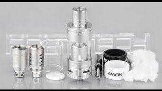 SMOK TFV4 Tank (Issues) Update Video: Problem Solved