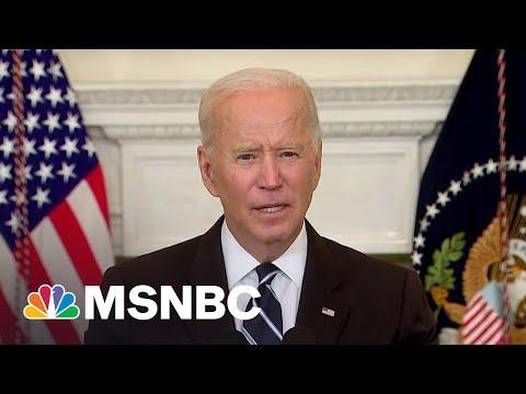 Bucking Trump, Biden Issues Vaccine Mandate For 80 Million People