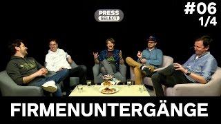 [1/4] Press Select #6 | Der Untergang von GIGA und Games-Gossip mit Fabian Döhla | 27.03.2016
