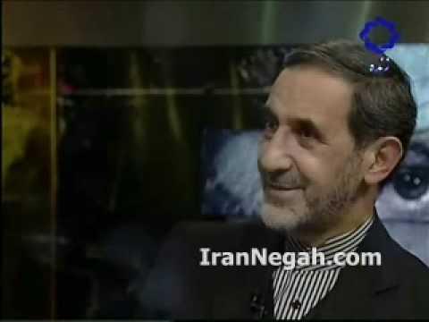 Dr. Velayati forget Hafez famous poems in a live TV program!