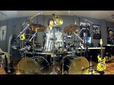 Van Halen - Hot For Teacher - Drum Cover by Josh Gallagher