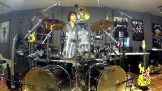 vuclip Van Halen - Hot For Teacher - Drum Cover by Josh Gallagher