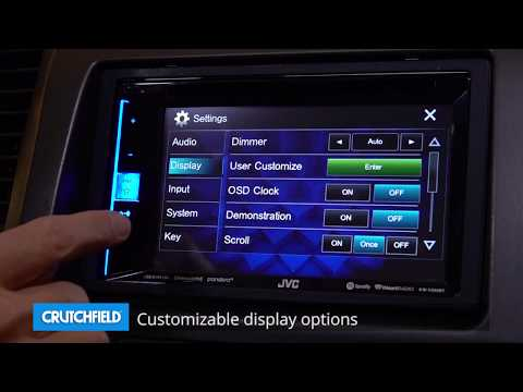 jvc-kw-v250bt-display-and-controls-demo-|-crutchfield-video