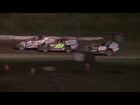 Genesee Speedway GRIT Sportsman Tour Feature 7-19-18