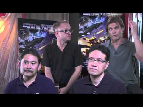 Starship Troopers: Invasion - San Diego Comic Con Interview With Casper Van Dien And Team #SDCC