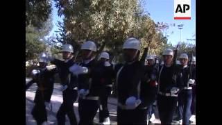 WRAP Marathon run turns into anti- PKK protest; ADDS soldiers protest