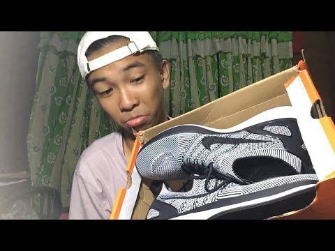 new arrival c0ec4 a2265 NIKE AIR ZOOM MARIAH FLYKNIT RACER (UNBOXING  REVIEW)