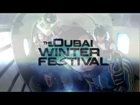 Skydive Dubai Winter Festival 2012 - 2013 - Day 7