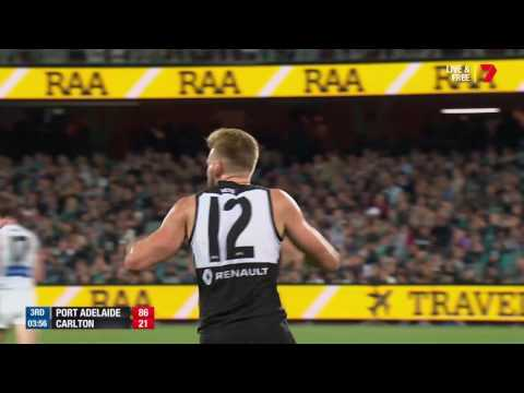 All the Goals - Round 5,  2017 v Blues