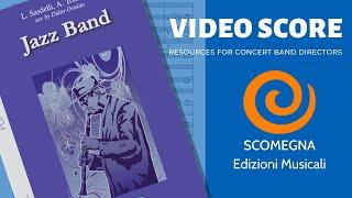JAZZ BAND - Clarinet solo - L. Sasdelli, A. Tommasi - arr. Didier Ortolan