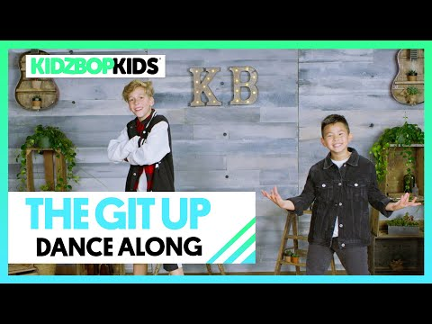 KIDZ BOP Kids – The Git Up (Dance Along) [KIDZ BOP 40]