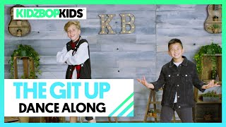 KIDZ BOP Kids - The Git Up (Dance Along)