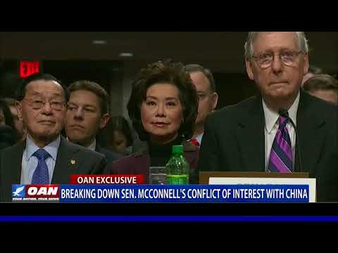 Breaking Down Senate Majority Leader McConnell's Conflict of Interest With China