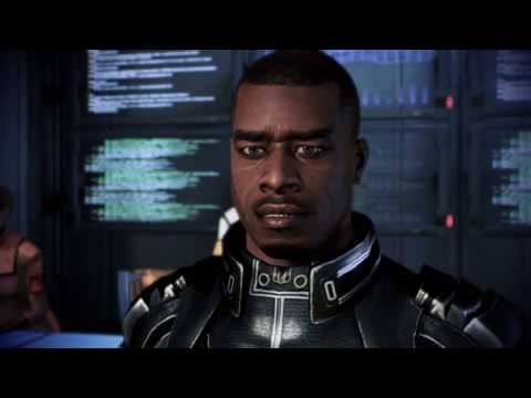 Mass Effect 3 Part 61 - Citadel (featuring Miranda Lawson, Jacob Taylor) - 60fps No Commentary