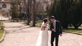 Свадьба в Крыму . (Видеограф Сервер Люманов. Эмир Алиев)