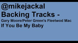 Watch Fleetwood Mac If You Be My Baby video