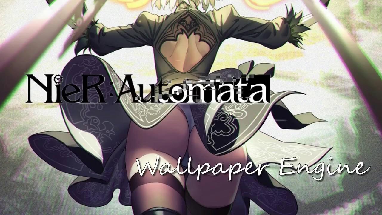 Wallpaper Engine: NieR: Automata -2B