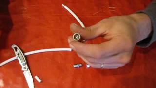 comment réparer ou rallonger un câble tv