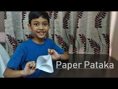 Eco Friendly Paper Pataka | DIY | Paper Popper