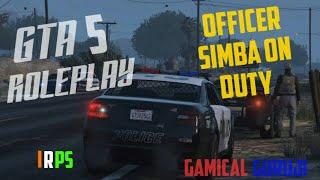GTA RP & PUBG PC | OFFICER SIMBA ON DUTY | #PCGAME