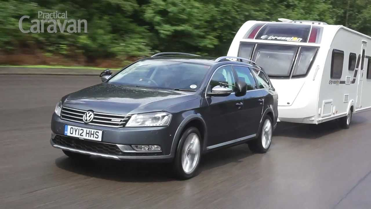 Practical Caravan Vw Passat Alltrack Review 2012 Youtube