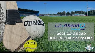 2021 Go-Ahead Dublin Senior Championships Draws
