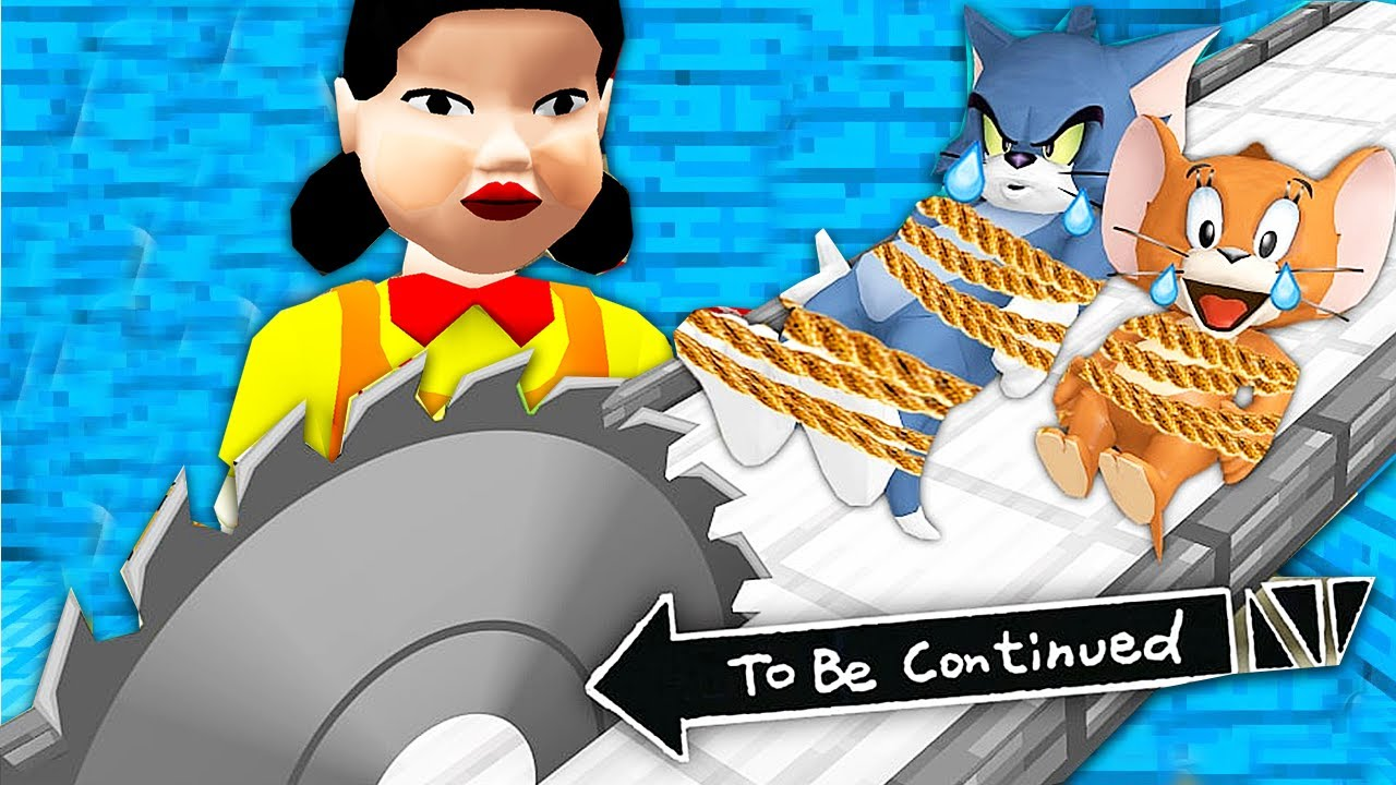 Download SQUID GAME WHAT HAPPENED TO TOM VS JERRY CAUGHT IN A TRAP ! Scary Minion vs Minions