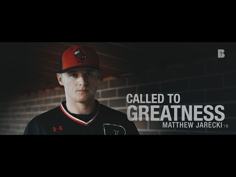 Called to Greatness: Matthew Jarecki - Benedictine College