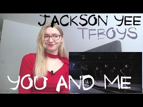 Jackson Yee - You And Me  MV Reaction 